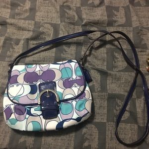 Coach crossbody! Authentic and beautiful!